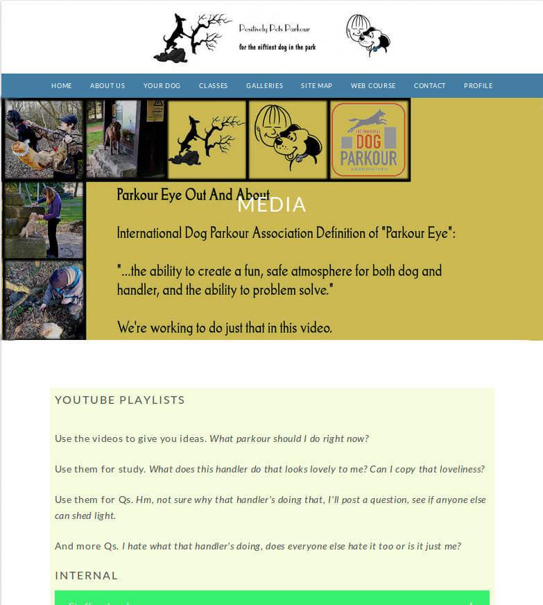 Web Course Media